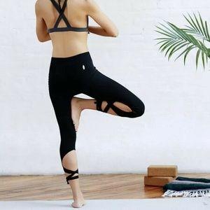 Free People Movement Turnout Yoga Ballet Wrap S
